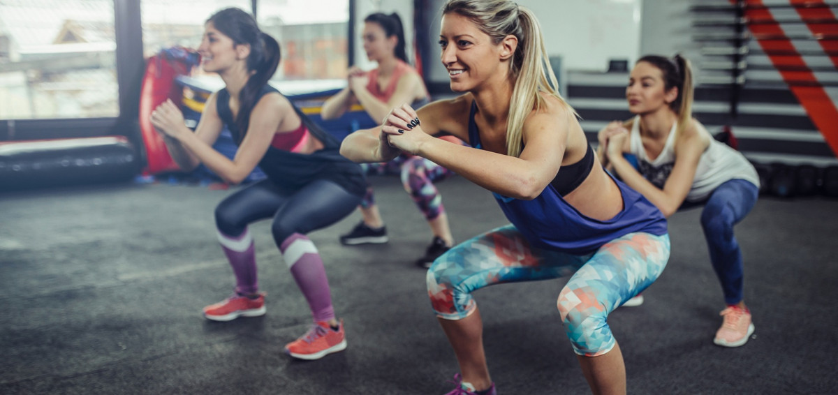 FIVE Fitness Trends 
