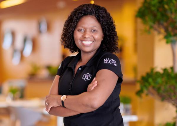 Caroline Sibanda
