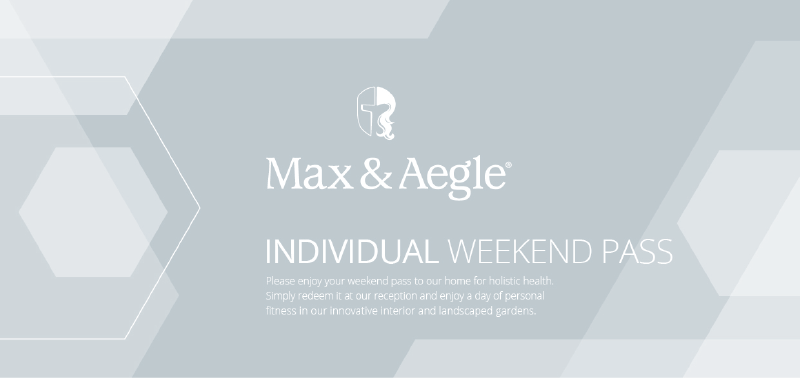 Individual Weekend Pass